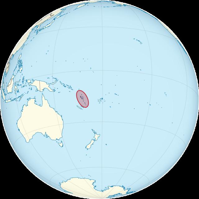 China se está construyendo una base espacial secreta en el Pacífico Sur