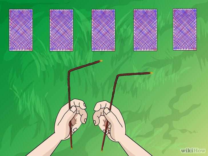 Cómo usar la radiestesia o varillas adivinadoras.
