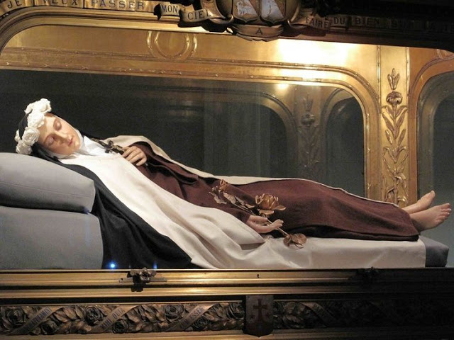 Cuerpos incorruptibles de santos después de siglos