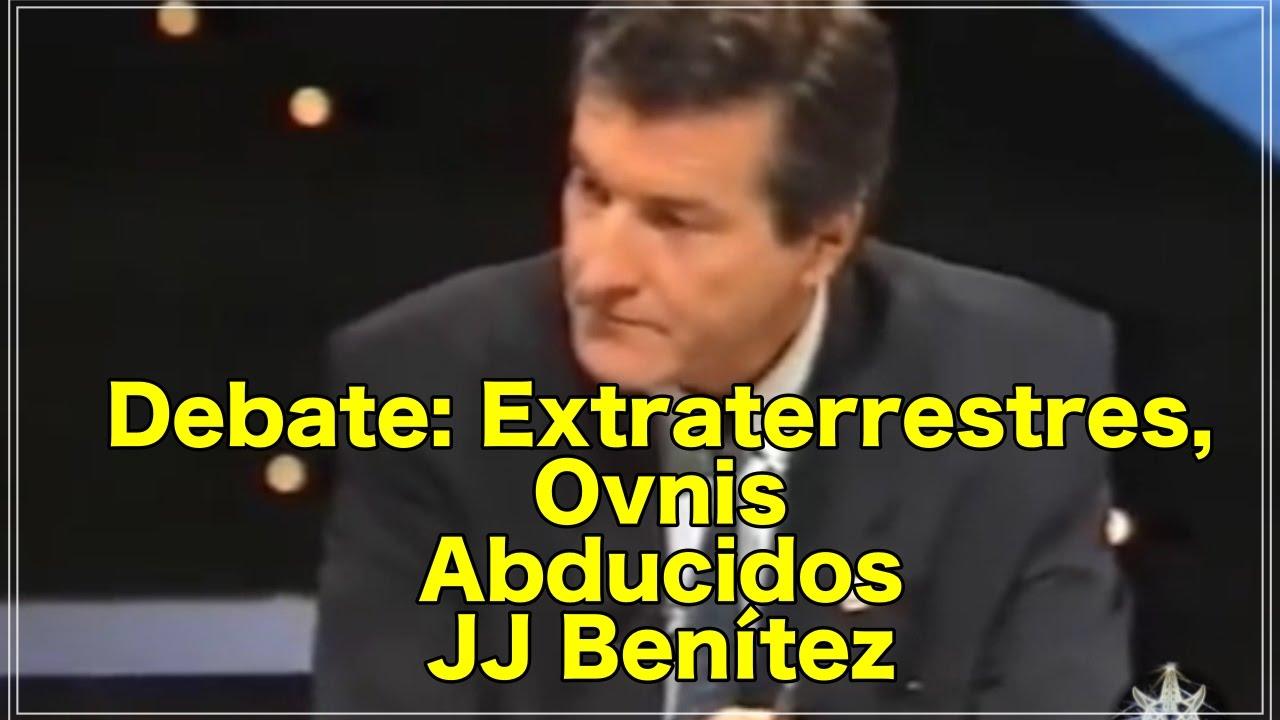 Debate Extraterrestres, Abducidos, Contactados – JJ Benítez – Enrique de Vicente y Javier Sierra