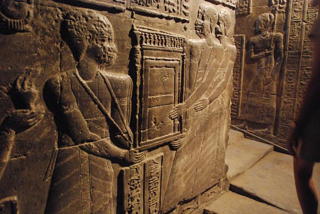 El Arca de la Alianza Bíblica. De Orígen Egipcio?