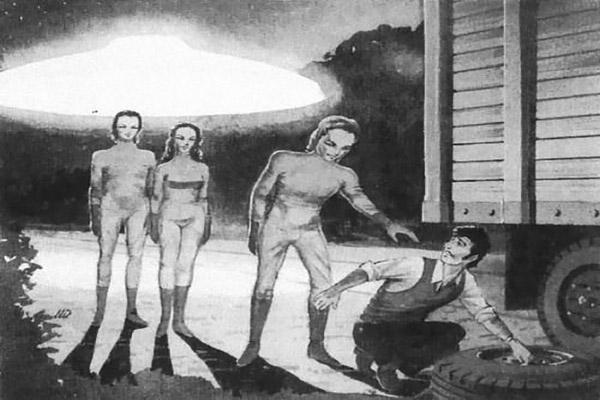 El caso de Dionisio Llanca – El conductor secuestrado por tres Extraterrestres
