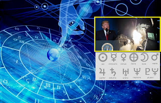 El extraño bombardeo de Donald Trump contra Siria basado en ASTROLOGÌA y alineaciones planetarias #Katecon2006