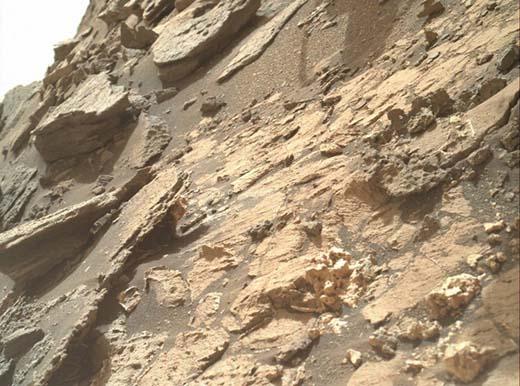 Esqueleto alienígena encontrado en suelo marciano. ¿Prueba esto que Marte estaba habitado por seres inteligentes en el pasado?