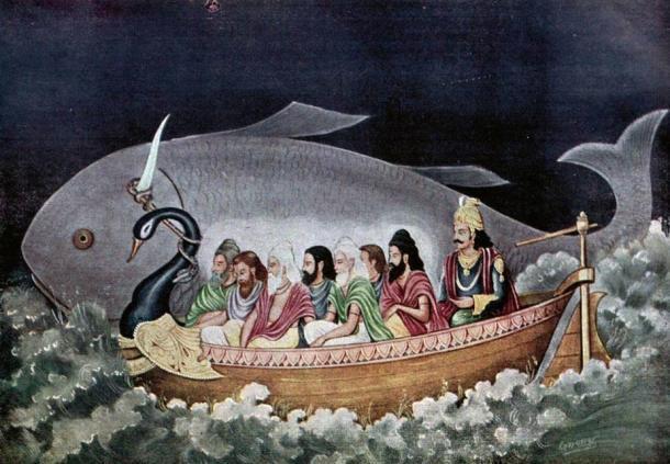 Evidencia de la Gran Inundación – real o un mito?