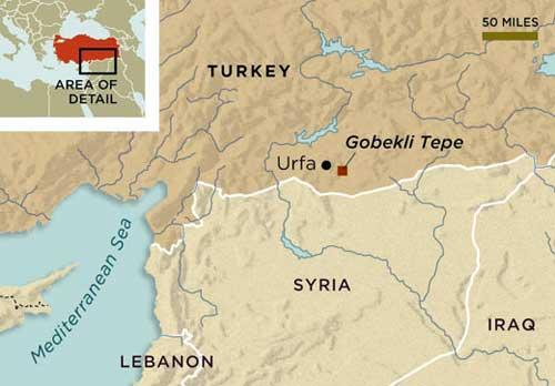 gobekli tepe anteriores a stonehenge por 6000 años 1 - Gobekli Tepe: Anteriores a Stonehenge por 6000 años