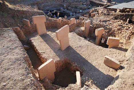 gobekli tepe anteriores a stonehenge por 6000 años 4 - Gobekli Tepe: Anteriores a Stonehenge por 6000 años