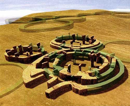 gobekli tepe anteriores a stonehenge por 6000 años 5 - Gobekli Tepe: Anteriores a Stonehenge por 6000 años