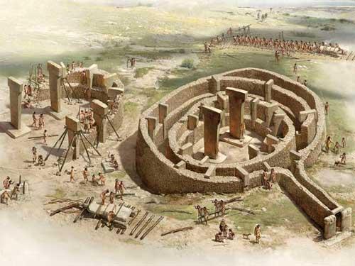 gobekli tepe anteriores a stonehenge por 6000 años 7 - Gobekli Tepe: Anteriores a Stonehenge por 6000 años
