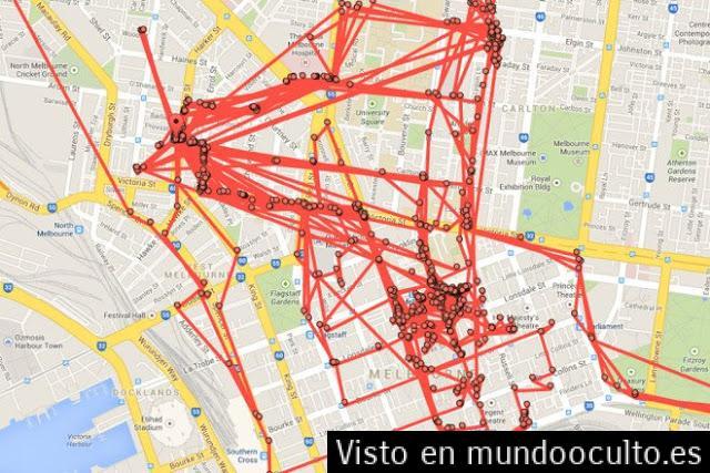 Google Maps te sigue en cada movimiento y aquí lo puedes comprobar