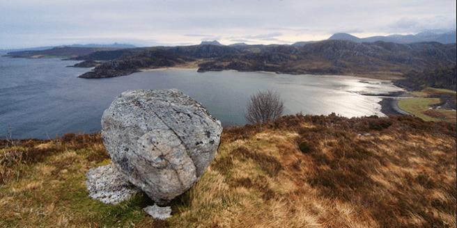 """Gruinard: la isla maldita de Escocia """"habitada"""" por el ántrax"""