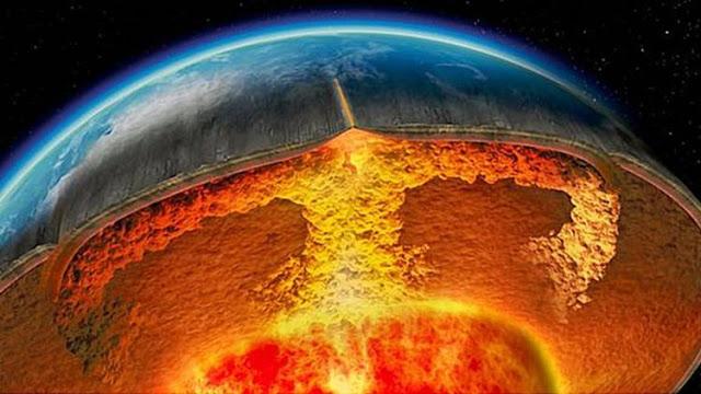 hallan rios de oxigeno liquido en las entrañas de la tierra - inicio