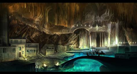 Hombres bajo la tierra: mitos y leyendas de ciudades subterráneas alrededor del mundo