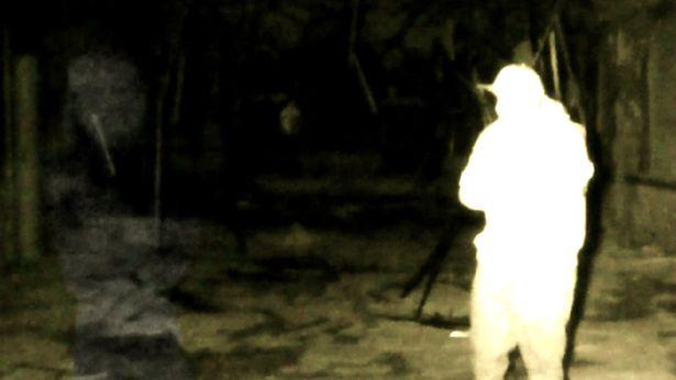 Investigadores paranormales aseguran haber captado un fantasma del oficial de la RAF de la Segunda Guerra