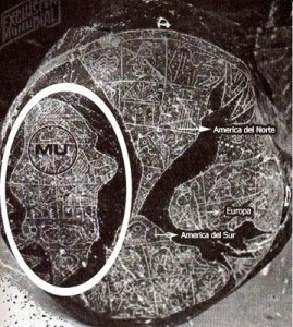 La Caida de Lemuria, según la Mitología