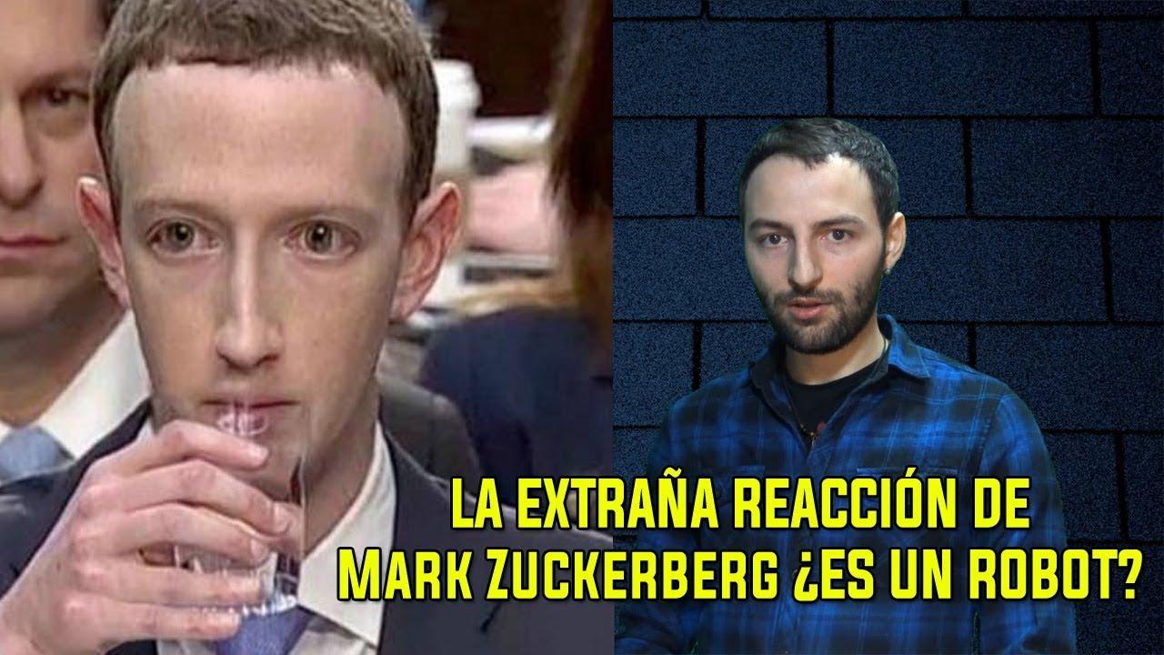 La Extraña reacción de Mark Zuckerberg en el Senado ¿Es un Esclavo Illuminati?