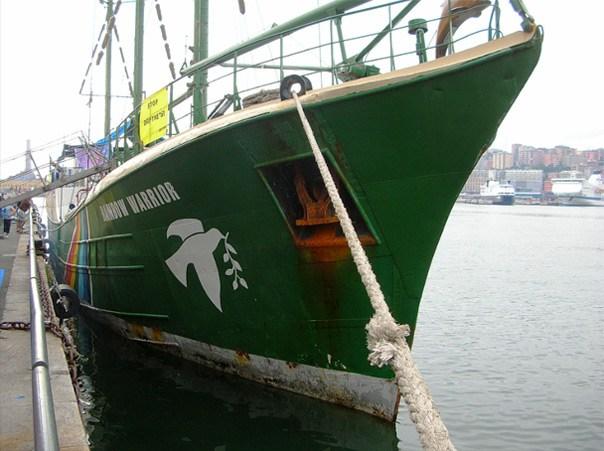 La Gran Estafa de Greenpeace ONG Internacional