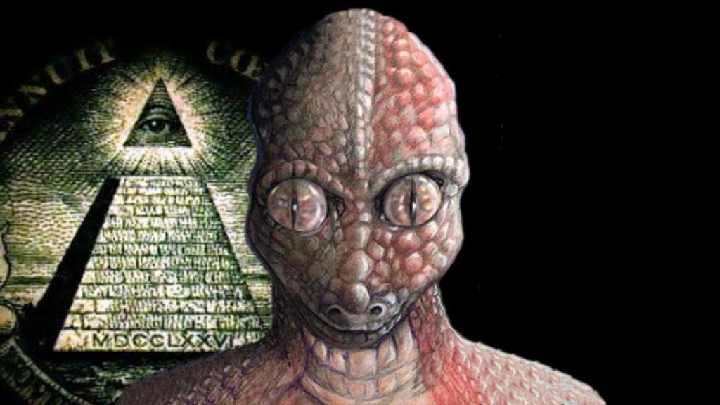 La hipótesis reptiliana: Dinosaurios inteligentes que evacuaron la Tierra hace millones de años