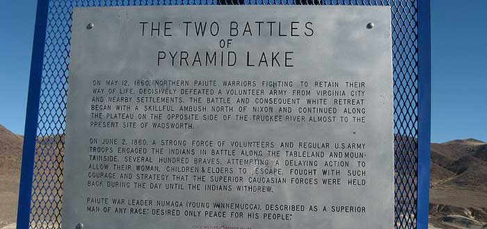 la maldicion del lago piramide en nevada 2 - La maldición del Lago Pirámide en Nevada