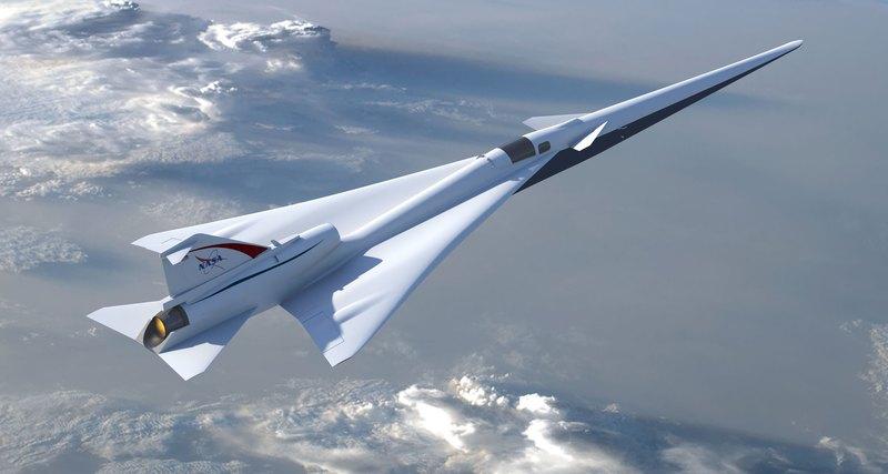 La NASA construirá un avión supersónico silencioso