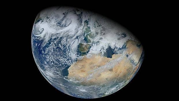 la tierra puede parecer inhabitable desde cientos de años luz - La Tierra puede parecer inhabitable desde cientos de años luz