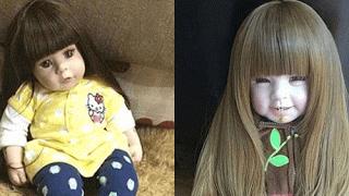 Las Look thep: ¿misteriosas muñecas poseídas?