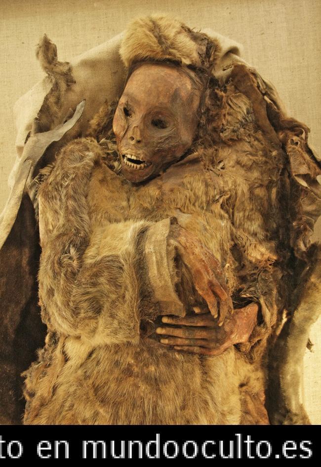 Las Momias Más Reales Del Mundo