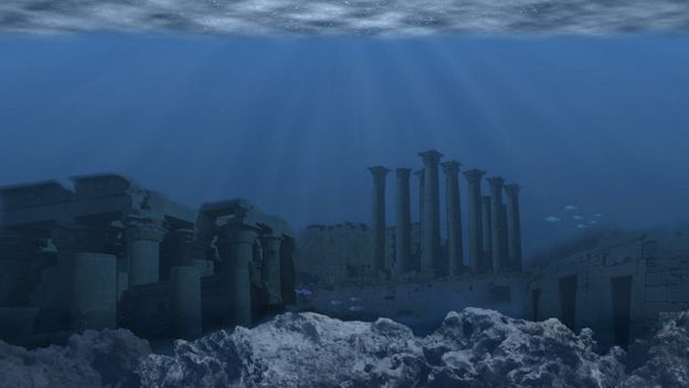 Las verdaderas atlantidas