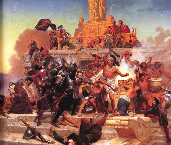 Los Annunaki. La connexión Azteca.