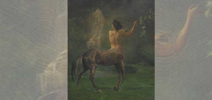 los centauros de la mitologia griega los violentos hombres caballo - Inic.