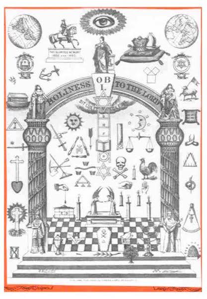 Los grados de la Masonería
