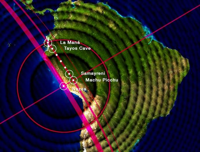 Los Increíbles Hallazgos antidiluvianos en una Cueva de Ecuador