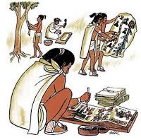 México – Mito Azteca – La inundación, Tata y Nena