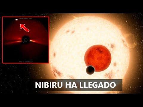 NIBIRU HA LLEGADO HOY ESTÁ CERCA DEL SOL