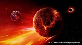 Nibiru viene acompañado de 2 planetas gigantes más este año
