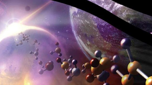 Nuestro código genético albergaría mensajes de extraterre