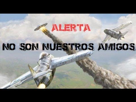 OVNIS VS AVIONES DE COMBATE - CONTACTO EXTRATERRESTRE - EL Doc Q | Documentales Completos