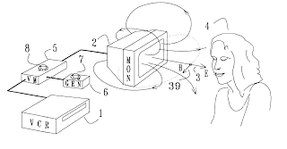 Patente US 6506148 B2. Control mental a través de la tele