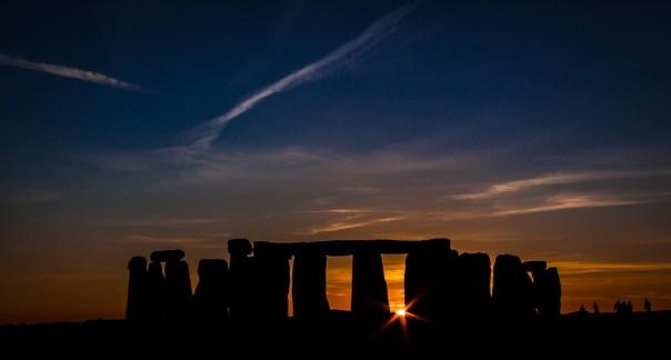 Piedras gigantes de Stonehenge estaban en su lugar mucho antes de que existieran los humanos