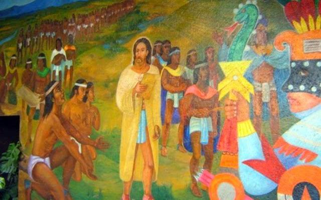 Quetzalcóatl, Kukulcán, Viracocha, Votan, Gucumatz