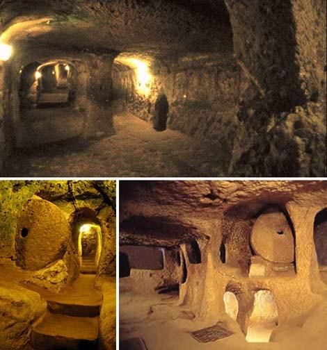 una red de tuneles de 12 mil años de antigüedad en europa intriga a los investigadores 3 - Una red de túneles de 12 mil años de antigüedad en Europa intriga a los investigadores