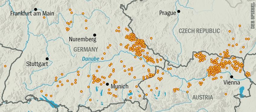 Una red de túneles de 12 mil años de antigüedad en Europa intriga a los investigadores