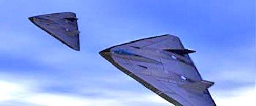 """""""Hangar 18"""" y las misteriosas """"Naves Anti-gravedad"""""""