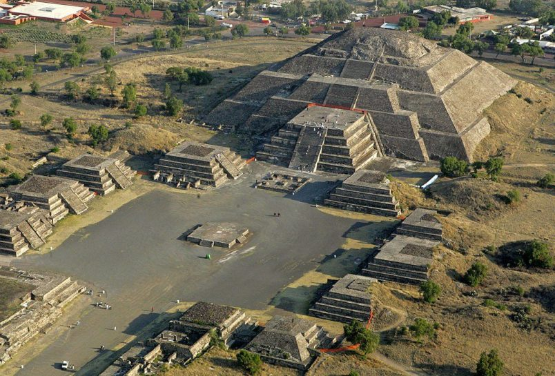 Al descubierto las antiguas metrópolis Anunnaki de la Tierra