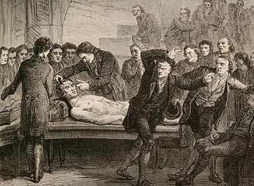 Los salvajes experimentos de Giovanni Aldini:¿Cuando nacio Frankenstein?