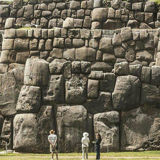 """¿Los Incas conocían una técnica secreta para """"ablandar"""" las piedras?"""
