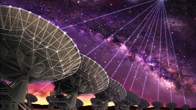 Científicos Chinos Descubren el Posible Origen de las Misteriosas Señales Extraterrestres.