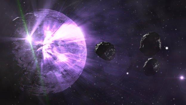 Científicos encuentran evidencias de Antiguos planetas en el sistema sol