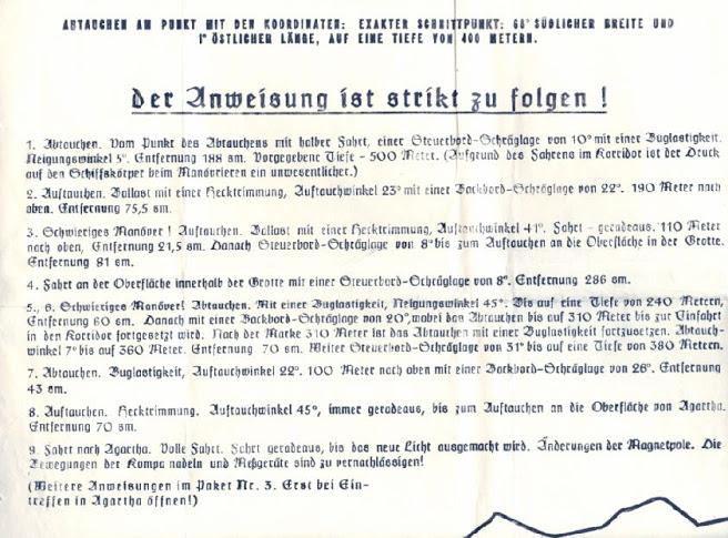 CivilizacióN Intraterrena Y Los Conocimientos Nazis