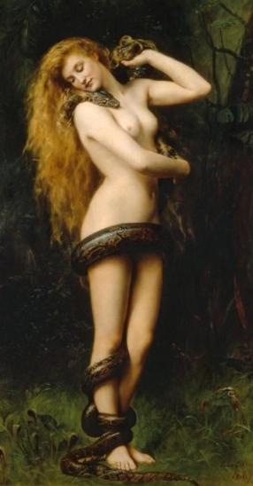 Demonios femeninos en las religiones antiguas